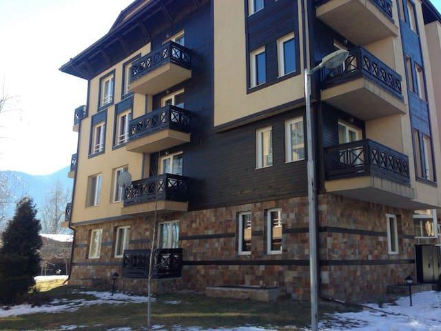 Nice apartment in private SPA complex in Bansko - Bansko - Appartement