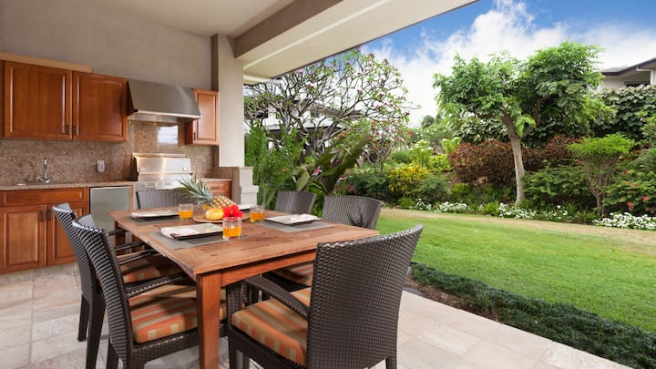 ❤️PiH❤️ Hawaiian Elegance Villa ★ Gorgeous home