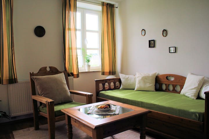 Komfortzimmer ROSMARIN - Ottobeuren - Bed & Breakfast