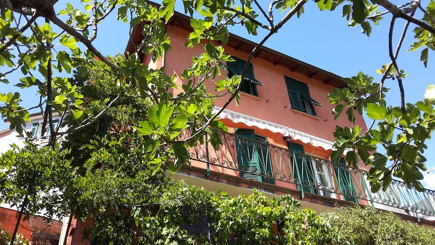 "Holidayhouse ""Ma se ghe penso"" near Sestri Levante"