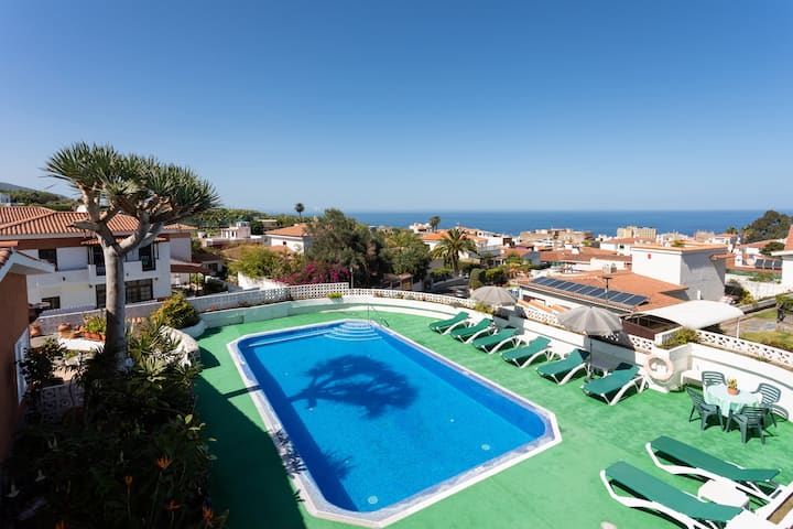 Nice Apartment in Residencial area, Wifi & Parking