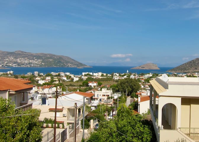 Porto Rafti resort house - Great views - Porto Rafti - Casa