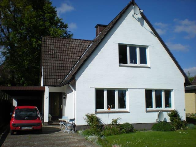 Ferienwohnung Lohmann Fleckeby/Schlei - Fleckeby - Appartement