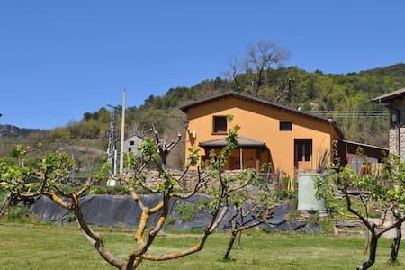 Casa Campo, El Humo de Muro, Pirineo Aragonés