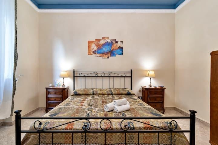 la dimora di Vesta vintage suite