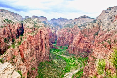 Old Orchard - Zion National Park