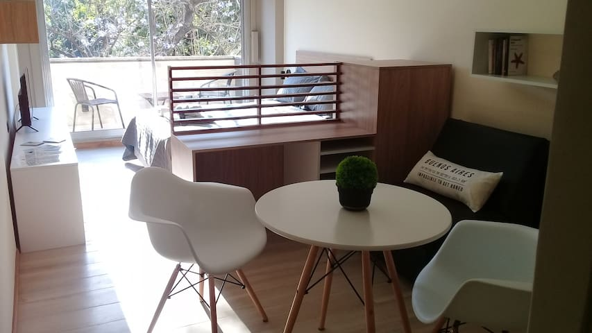 BA Balcony   |   Modern, Cozy and Great Location!