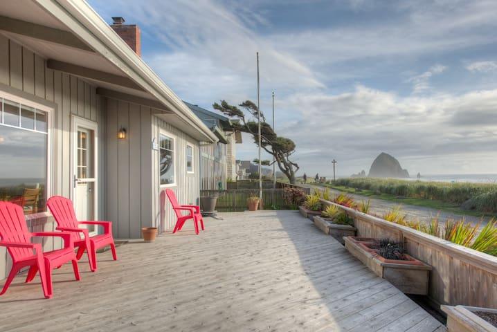 Captivating Ocean Views! - Cannon Beach - Rumah