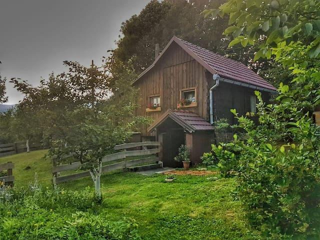 Small wooden house - Apartments Novela