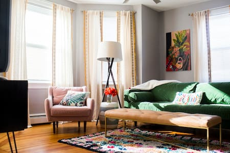 A Bohemian Wonderland in Providence