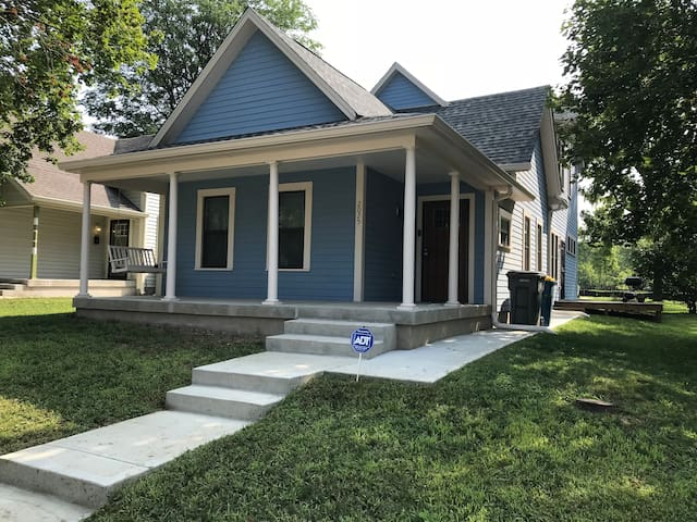 Newly Revitalized in Indy's Hottest Neighborhood