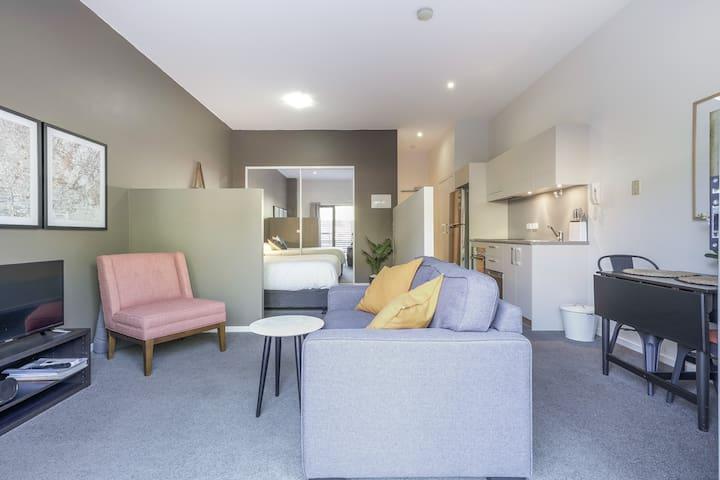 Modern cozy flat