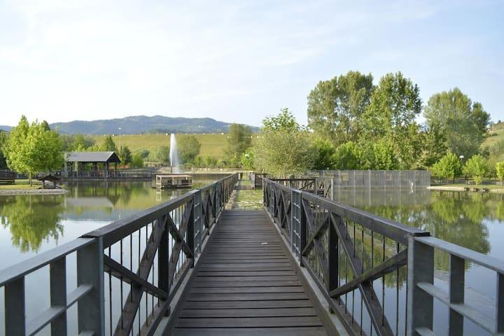 Green House - Oasi Fiume Alento