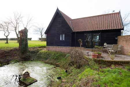 Idyllic,remote rural retreat - Bruisyard