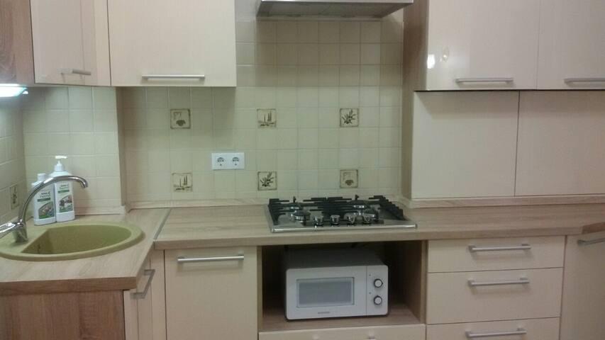 Уютная квартира в 3 минутах от моря - Pionerskiy - Apartament