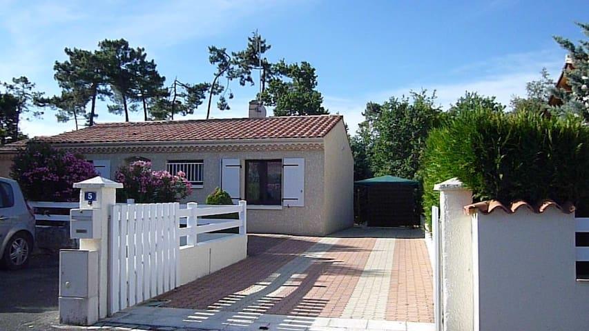 Belle villa  prés de la mer - La Tremblade - Villa