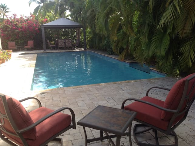 Key Biscayne, Large Room/Private Bath/Private Pool