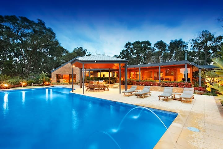 Door 27-Yarra Valley Resort Style Bed & Breakfast - Wonga Park - Szoba reggelivel