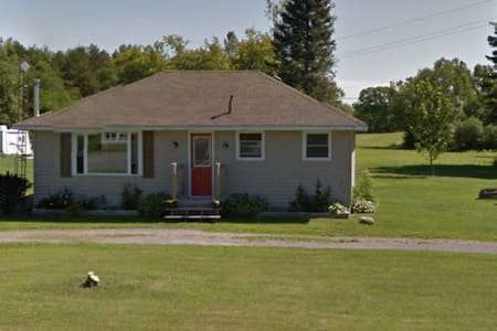 Cute County Cottage - Cherry Valley - Hus