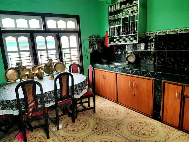 A sweet room in Nepalese style