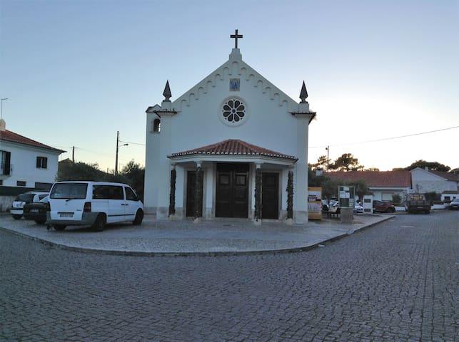 Church at Mucifal Village