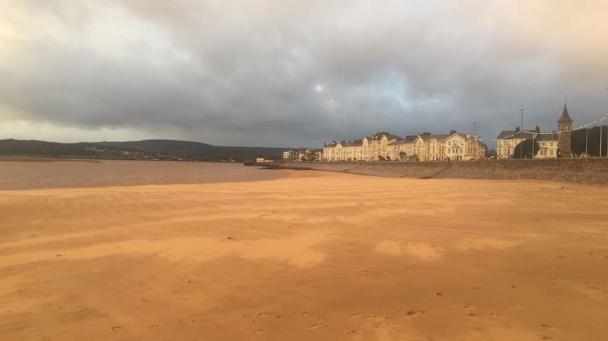 Beautiful Seaside Apartment - Exmouth - Apartamento