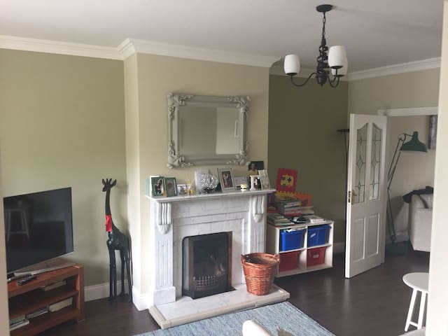 Lovely family home near Galway races