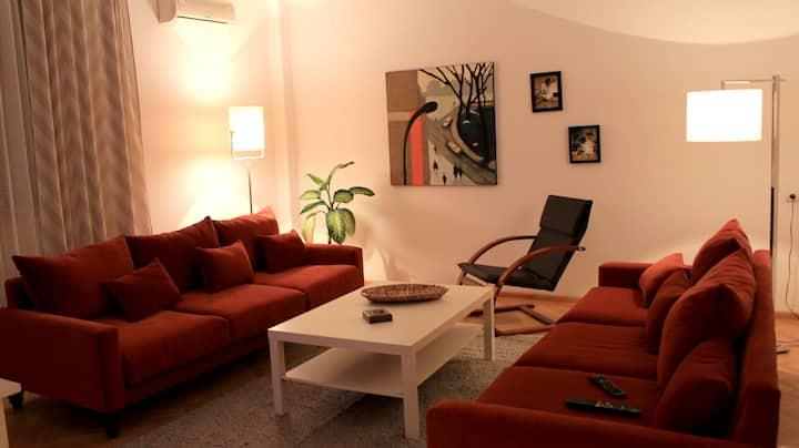 Terra-cotta-cosy-couch-corner