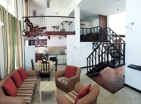 2BR Tourist board approved Penthouse in Colombo