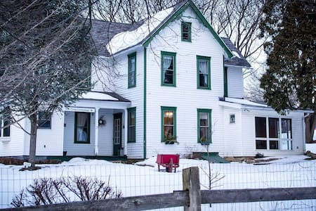 Charming Farmhouse/Homestead - Danielsville - Maison
