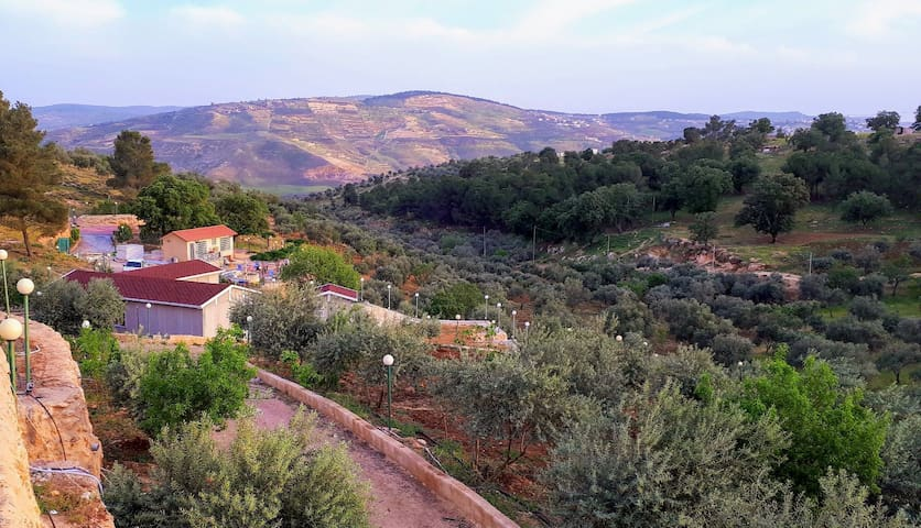 Stay in Heaven in this 2BR Farm Villa at Jerash