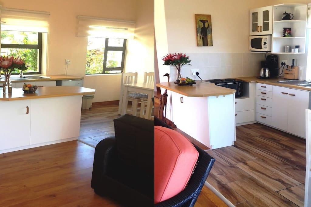 Livin room in Green Garden Apartment in Guesthouse Summerlight