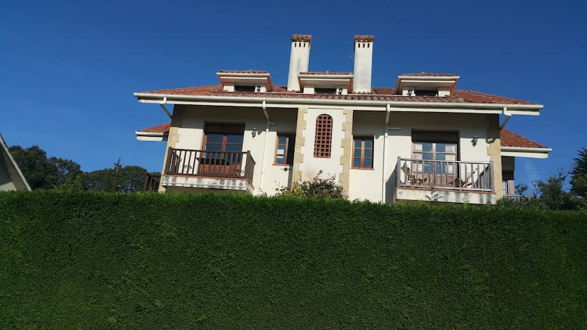 Apto. tranquilo con hermosas vistas - Ruilobuca - Apartamento