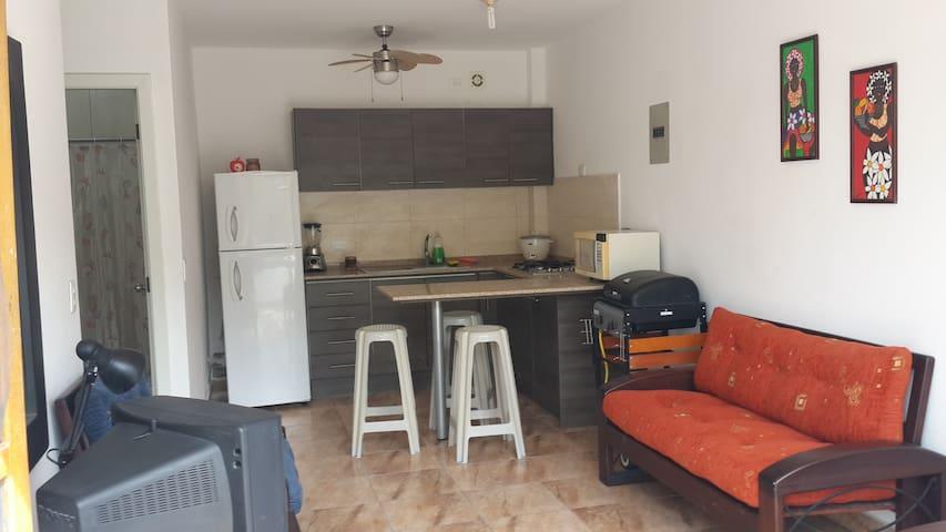 Acogedora Suite playa Same de Esmeraldas, Ecuador - Esmeraldas - Flat