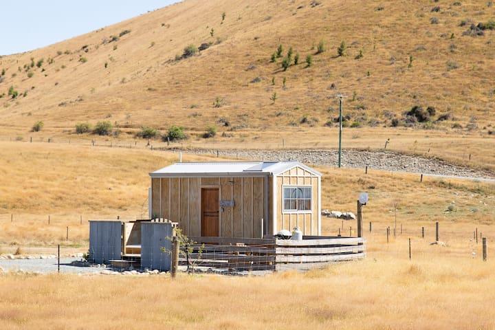 Highlands Farmstay hut No.1 +  Stargazing bathtubs