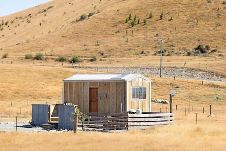Highlands Farmstay hut No.1 +  Stargazing bathtubs