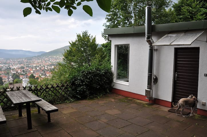 """Nördlichstes """"Alpenchalet"""""""