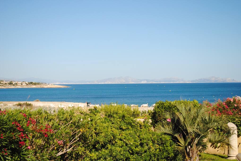 Sea view / Vue mer