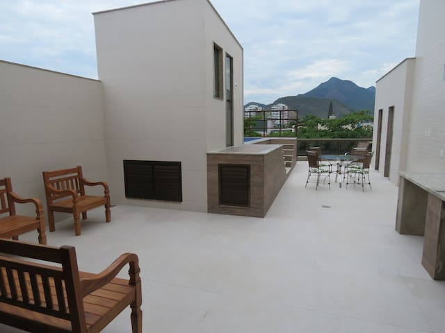 Sauna&pool area