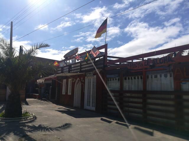 Hostal Aloha, en el corazón de Pichilemu