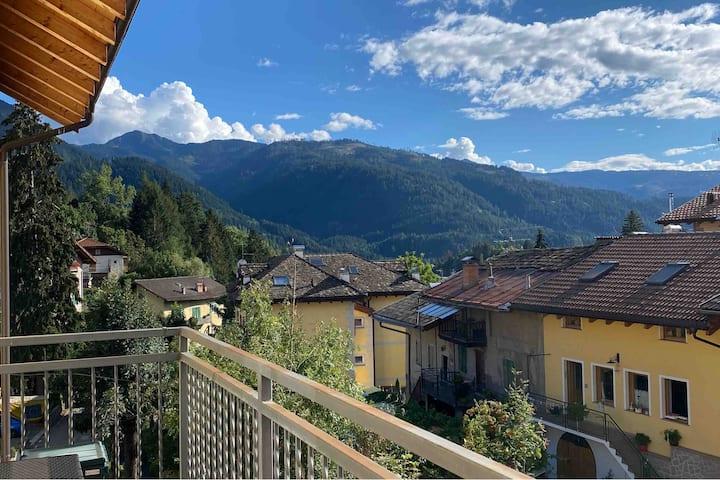 Comfortable family appartamento in Dolomiti