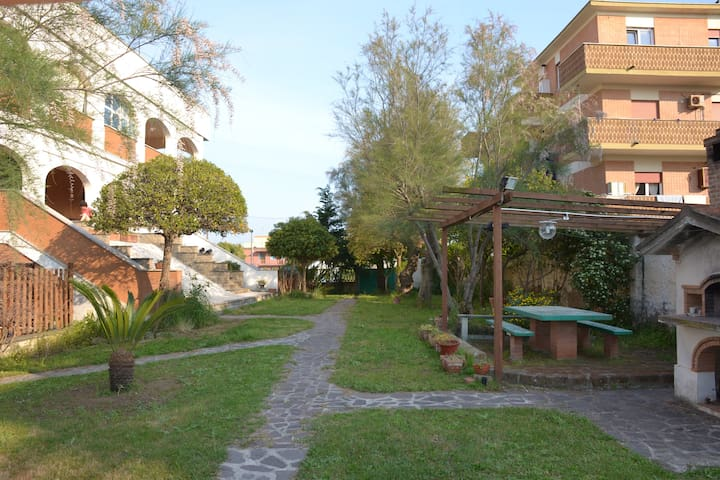 Seaside and Rome - Passoscuro - Flat