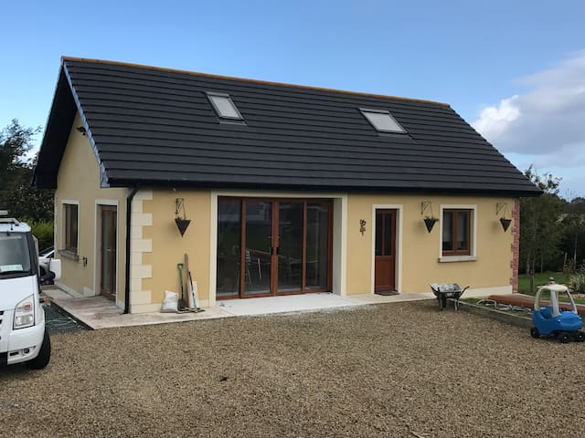 house in the lovely country side with all mod cons