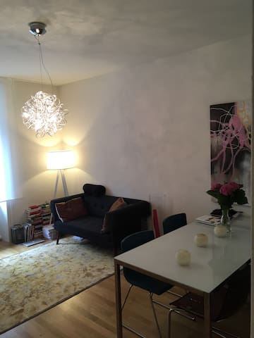 City center, 5 min walk to trainstation/old town - Luzern - Apartemen