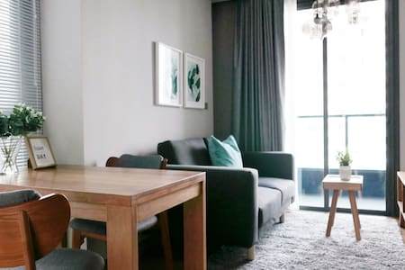 Brand New condo 1br in Sukhumvit - Klongton - Appartement