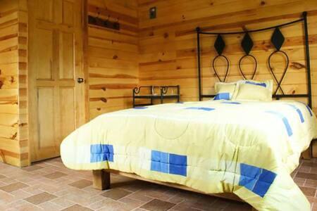 Bonitas y confortables cabañas. - La Cañada