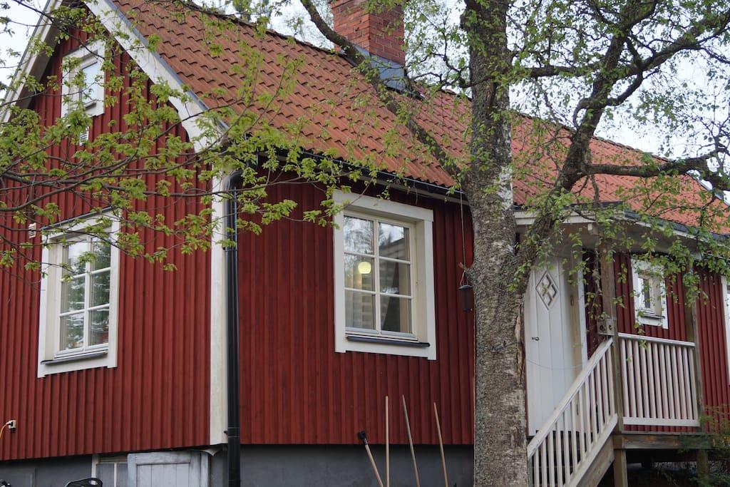 fri x betygsatt vattensporter nära Uppsala