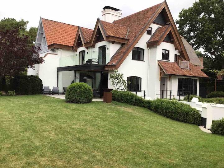 Gezellige luxekamer in het hartje Knokke-Zoute