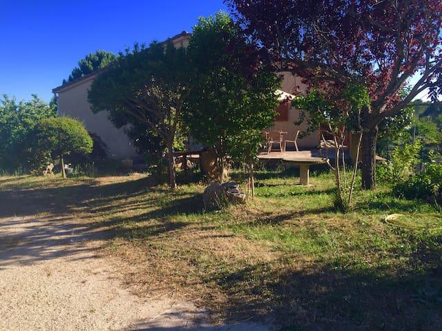Maison Quenza - Alta Rocca - Quenza - Hus