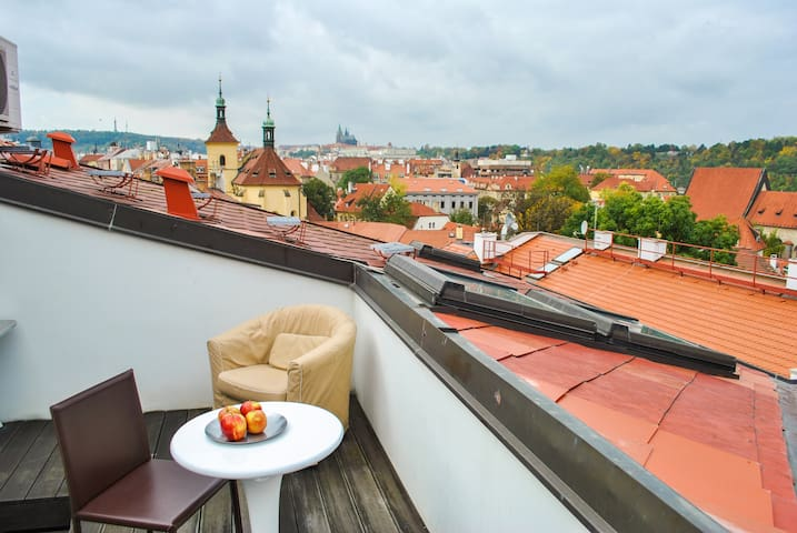 AMAZING AIRY LOFT IN THE OLD TOWN - Praha